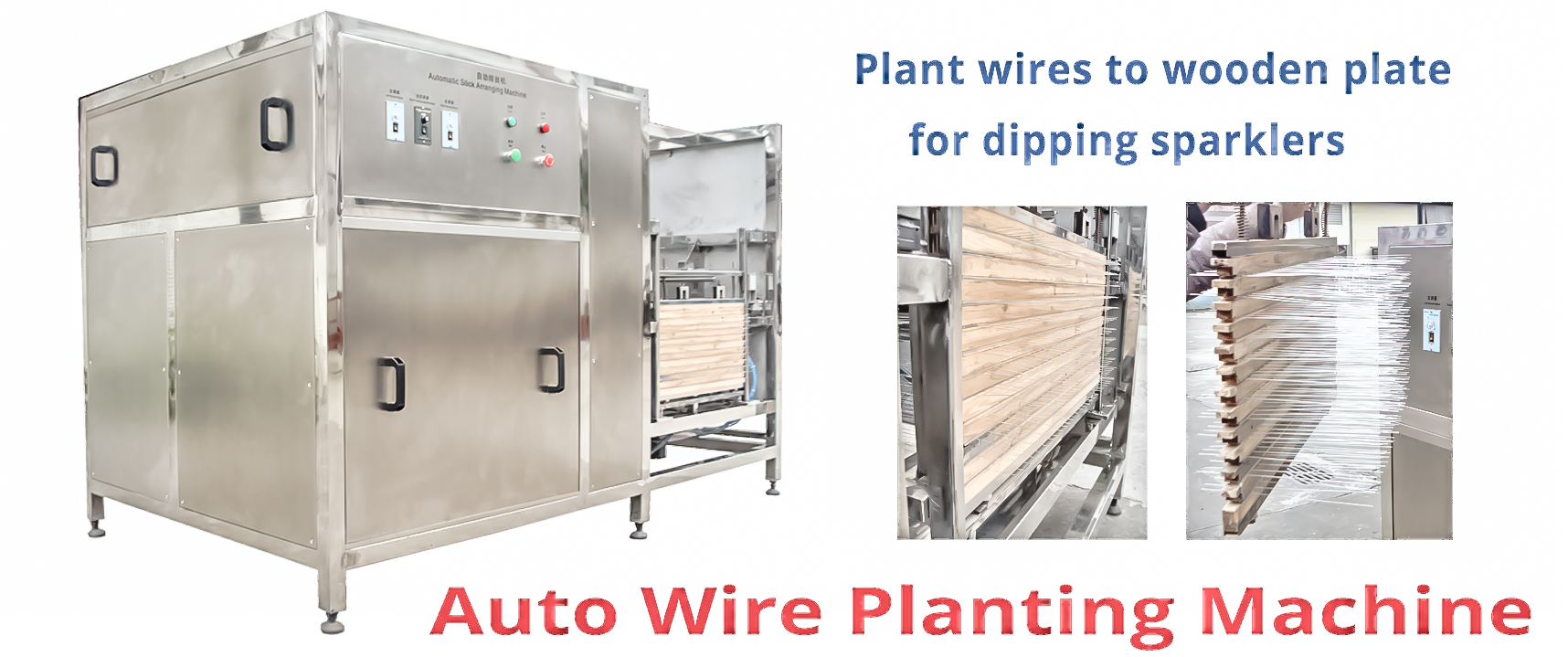 Wire Planting Machine