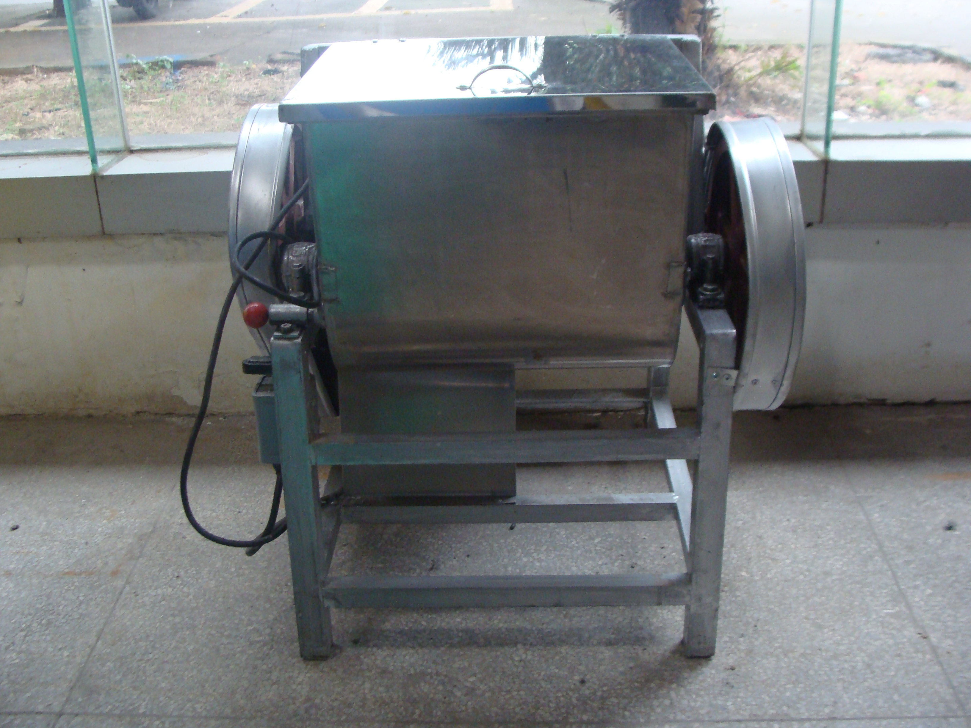 powder mixer for sparkler making machine