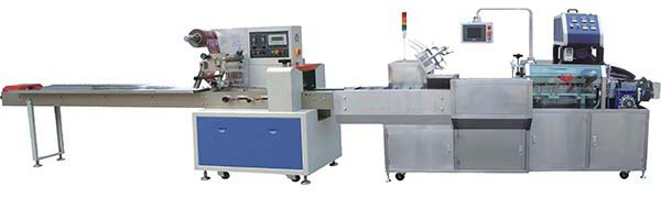 sparklers packaging line