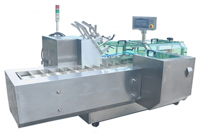 Sparkler carton sheet packaging machine